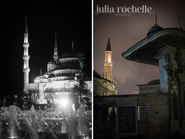Blue Mosque - Hagia Sophia